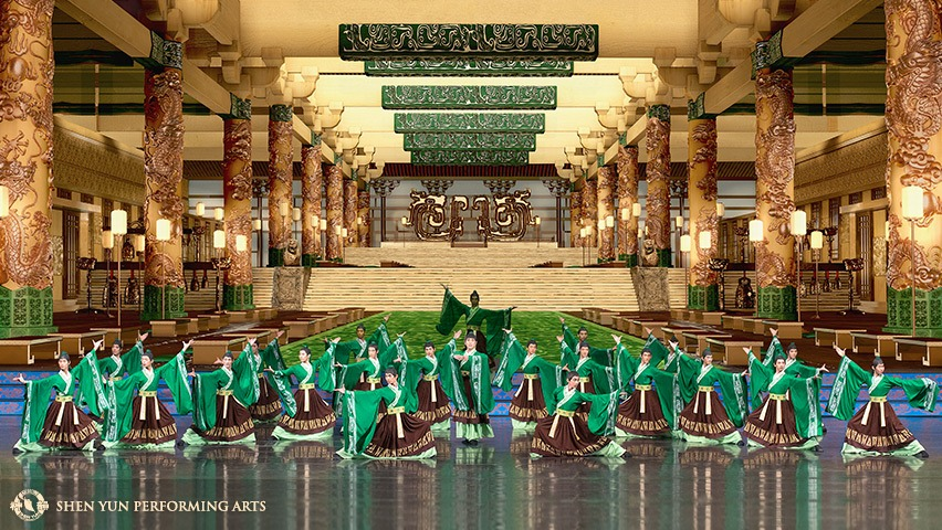 Cortesía Shen Yun Performing Arts