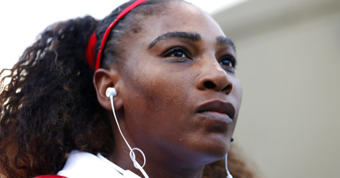 Serena Williams revela dificultades postparto