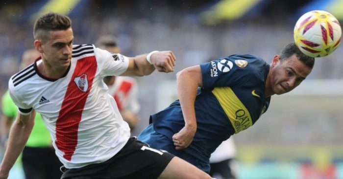 Final histórica Boca vs River