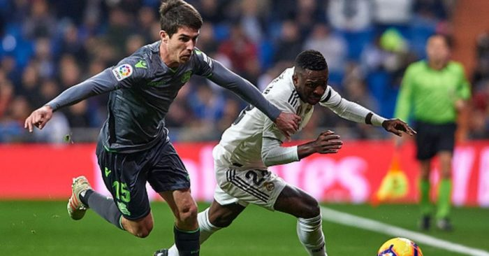 Real Madrid pierde ante Real Sociedad
