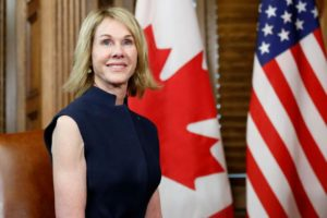 Trump nomina a Kelly Knight como embajadora de EE. UU. ante la ONU