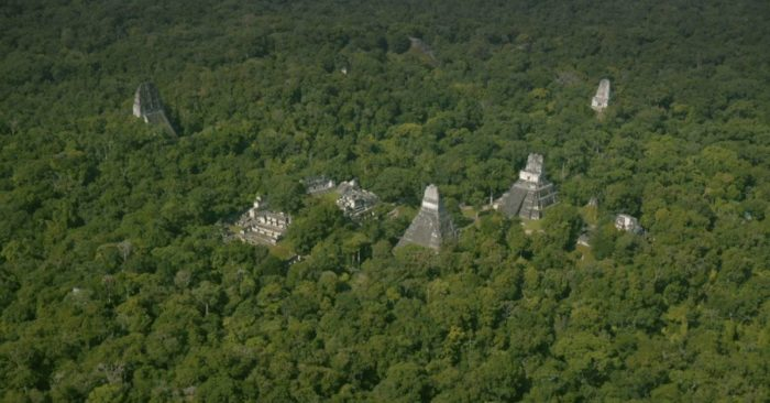 National Geographic expone hallazgos mayas en documental