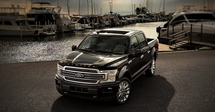 Ford F-150 Limited: Lujo y poder