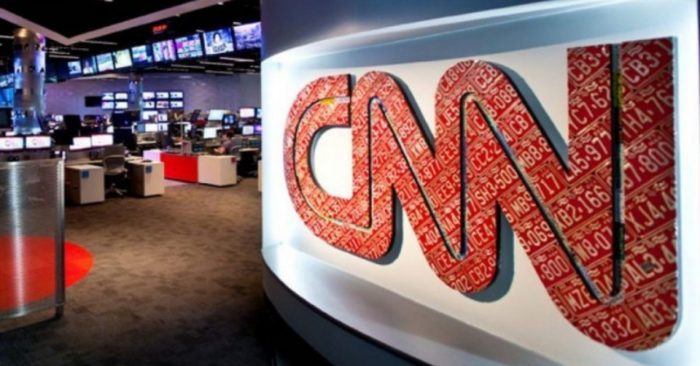 logo cnn fake news