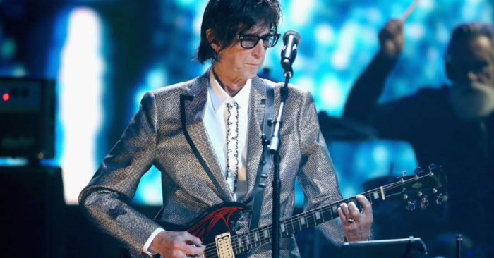 Ric Ocasek, de The Cars
